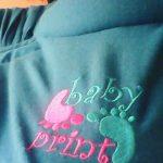 Mami poarta-ma – cu Baby Print