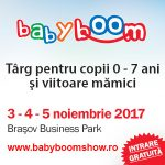 Vineri incepe Baby Boom Show la Brasov