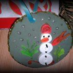 Ornament quilling pentru bradul de Craciun
