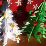 Braduti origami impodobiti quilling