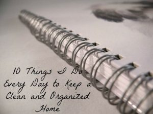 10 lucruri de facut zilnic