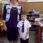 Serbarea de prim an de scoala