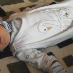 Bebelusul la doua luni