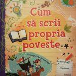 Cum să scrii propria poveste- caiet de scriere creativa
