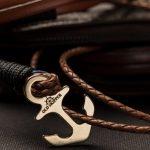 Bratarile simbol – Old Skipper iti propune simbolul marii si al pasiunii pentru navigatii