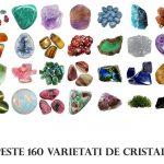 Cristalele naturale – armonie, energie benefica si frumusete