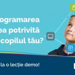 La Logiscool Sibiu copiii sunt pregătiți pentru viitor